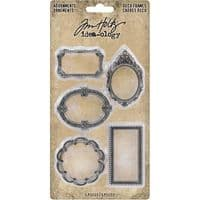 Tim Holtz - Idea-ology - Adornments Deco Frames